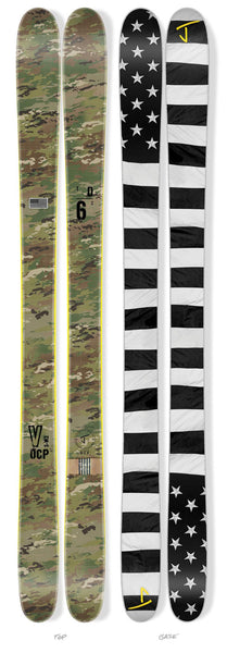 "The Vacation ""OCP"" Limited Edition Ski"