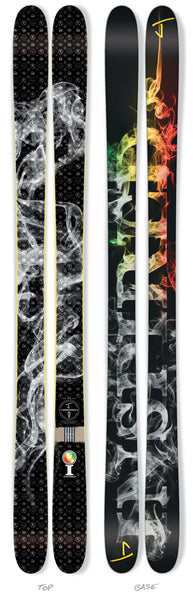 "The Whipit ""INSPIRED"" Limited Edition Ski"