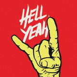 "The Metal ""HELL YEAH"" Limited Edition ski"