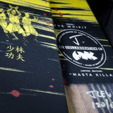 "The Whipit ""MASTA KILLA"" Wu Tang x J collab"