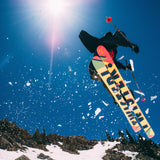 "The Allplay ""TWISTER"" Limited Edition Ski"