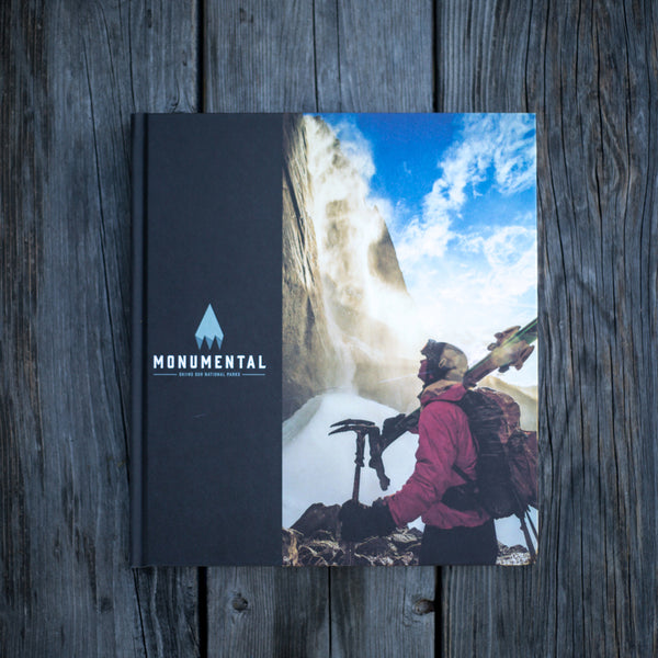 Monumental Coffee Table Book