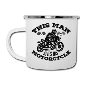 He sure does - Caferacer HUB - CafeRacer shop