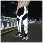 Reflective Accented Joggers