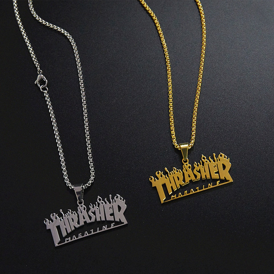 Thrasher Inspired Chain