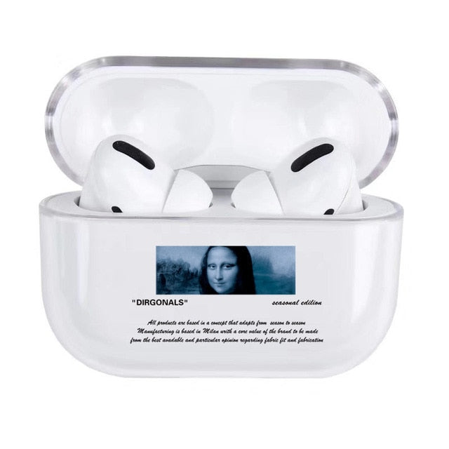 Fashion Brands Inspired Airpods And Airpods Pro Case