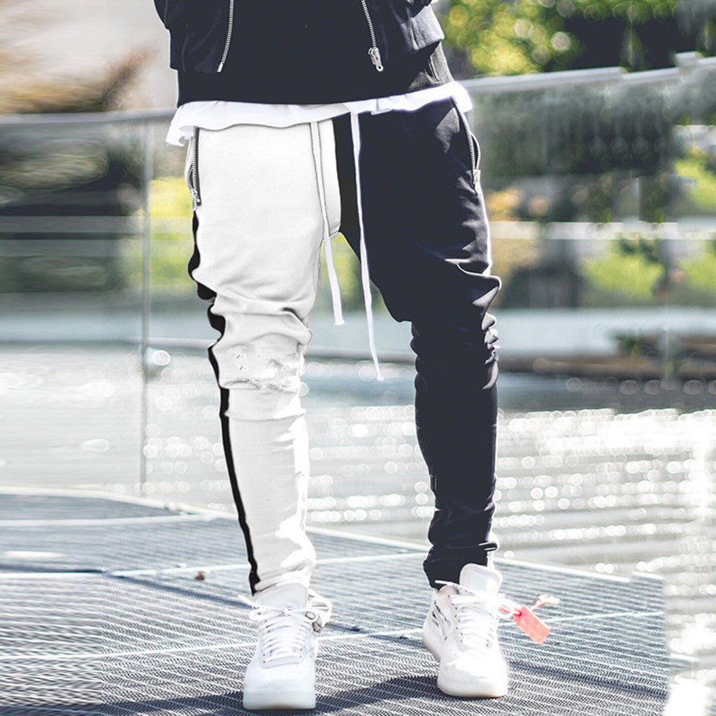 Two Tone Joggers