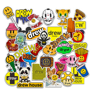 Drewhouse Sticker Selection
