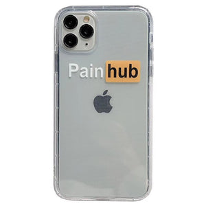 R$CH and Painhub iPhone Case