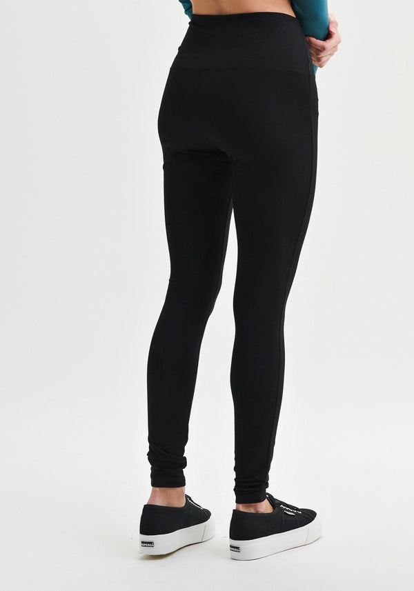 MOONFLOWER - Black leggings
