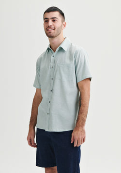 chemise chanvre homme
