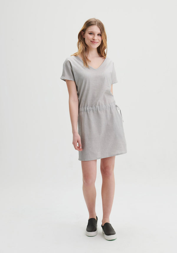 OCEANNE - Striped tunic dress