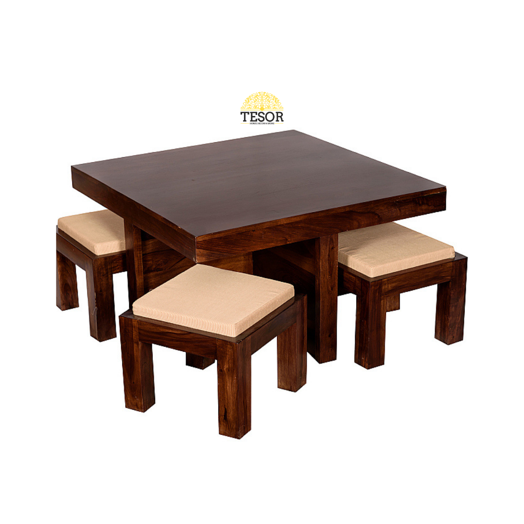 Arit Center Table with Seating
