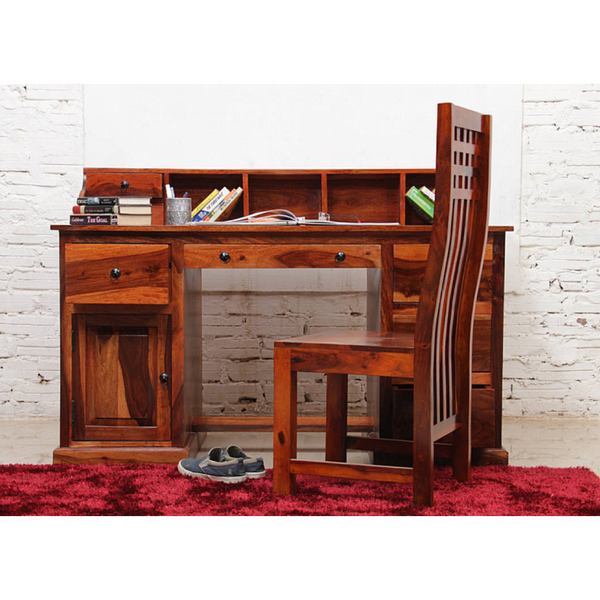 Besa Writing Desk with Chair