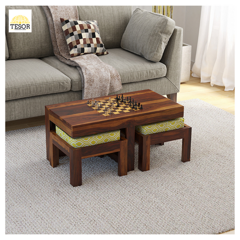 Cater Coffee Table with Seating