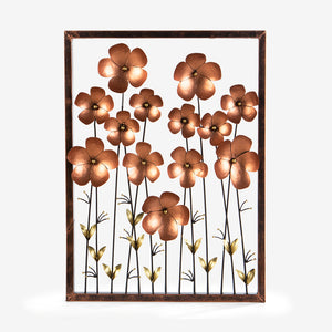 Poppy Flowers Wall Art