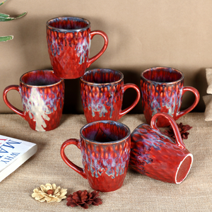 Kapila Stoneware Coffee Mugs