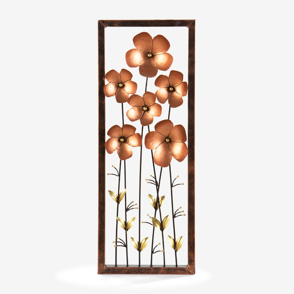 Little Poppy Flowers Wall Art