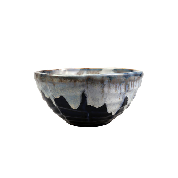 Likha Blue Textured Cereal Bowl