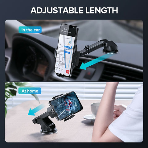 Versatile Car Phone Holder