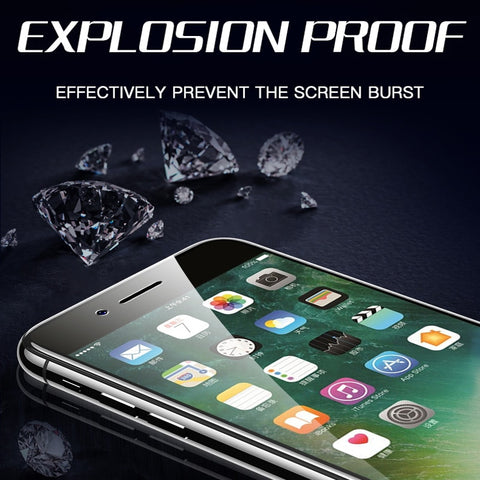 Tempered Screen Protector For iPhone (3pcs)