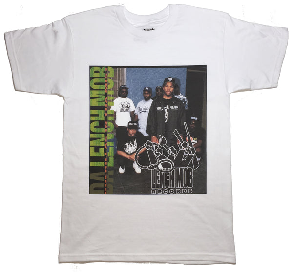 THIS LENCH MOB (WHITE)