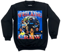 NEW! WRECKING CREW (CREWNECK)