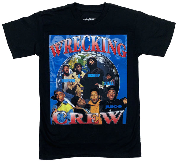 NEW! WRECKING CREW