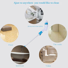 Load image into Gallery viewer, Electric Cleaning Brush Adjustable Waterproof Cleaner Wireless Charging Clean Bathroom Kitchen Cleaning Tools Set Brush Head