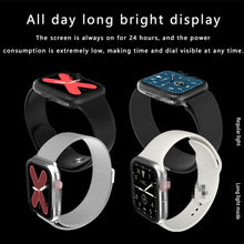 Load image into Gallery viewer, Hot smart watch Men Series 5 Full Touch IP67 waterproof Fitness Tracker Heart Rate Monitor smartwatch VS W58 Iwo 12