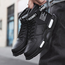 Load image into Gallery viewer, Men Shoes 2019 Winter Mens Basketball Shoes Keep Warm Ankle Boots Men Outoor Sport Sneakers Men Support Dropshipping Size 36-45