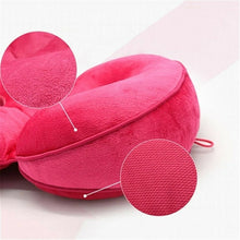 Load image into Gallery viewer, Multifunctional Dual Comfort Seat Cushion Memory Foam of Hip Lift Seat Cushion Beautiful Butt Latex Seat Cushion Comfy for Home