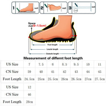 Load image into Gallery viewer, YSOKRAJ Brand Men's Sport Running Shoes 2020 Lace-up Exercise Sneakers Breathable Mesh Letter Shoes Size 39-46 Sneakers for Men