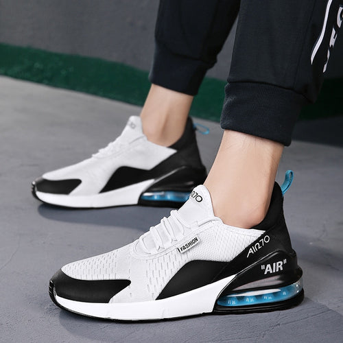 2019 Brand Running Shoes Outdoors Breathable Men Women Summer Footwear Athletic 270 Air Cushion Jogging Male Trainer Sneakers
