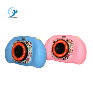 Wholesale Web Webcam Mini Video Toy Camera Kids Picture Viewer Film with Flash