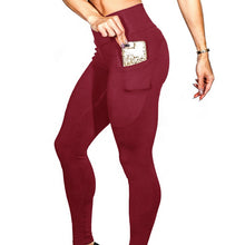 Load image into Gallery viewer, Wholesale leggings custom printed women fashion pants and trousers