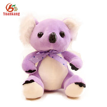Load image into Gallery viewer, Custom Blue/Pink/Purple/Mini/Giant/ Baby Panda Koala Bear, Christmas Soft Plush Stuffed Koala Toys With Your Logo