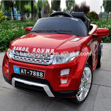 Load image into Gallery viewer, Baby Electric Car with Remote Control Toy 6v4.5a*1 Battery Slow Start Car For Baby