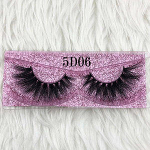 Mikiwi Thick Long 5D mink eyelashes long lasting mink lashes natural dramatic volume eyelashes extension 3d false eyelash