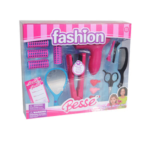 Hot Sale Pretend Barber Shop Toy for Girls Gifts