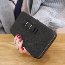 Load image into Gallery viewer, new Casual Long Women heel Purses Box Wallets Card Holder Mobile handbag case storage bag home