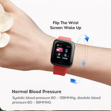 Load image into Gallery viewer, Smart Watch 116 Plus Wristband Fitness Blood Pressure Heart Rate Android Pedometer D13 Waterproof Sports Smart Watch Band Z2