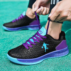 2019 New Arrival Unisex Basketball Shoes Men Women Light Sneakers Non-slip Jordan Shoes Outdoor Sports Male Shoes