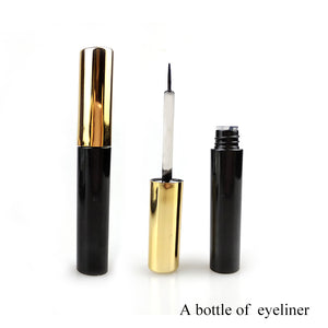 Wholesale 3 Pairs Magnetic Eyeliner Eyelashes  Makeup Tweezer Set Custom Lash Boxes logo Magnetic Eyelashes