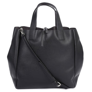 Ladies High Quality PU Leather Tote Bag With Pocket