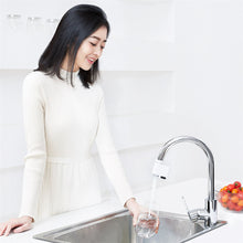 Load image into Gallery viewer, Xiaomi ZAJIA Automatic Sense Infrared Induction Water Saving Device For Kitchen Bathroom Sink Faucet