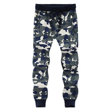 Load image into Gallery viewer, L-6XL 7XL 8XL=52.54 Inch Waist 95% Cotton Camouflage Sweatpants Men Trousers Sweat pants 2020 New Arrived