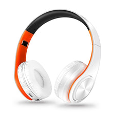 Load image into Gallery viewer, AYVVPII lossless player bluetooth headphones with microphone wireless stereo headset music for Iphone Samsung Xiaomi mp3 sports