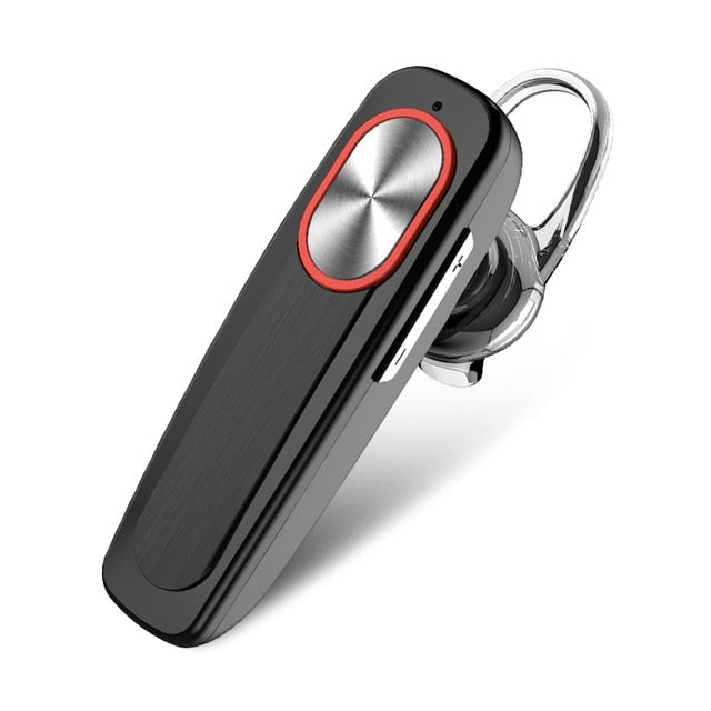Wireless Bluetooth Headset Long Standby with Mic Handsfree Wireless Bluetooth Earphone Headphones Colorful Ear Hook  For Phone