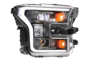 FORD F150 (15-17): XB HYBRID LED HEADLIGHTS